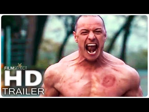 GLASS Trailer Italiano (2019)