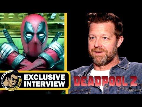 DEADPOOL 2 Director David Leitch Exclusive Interview! (2018) JoBlo.com