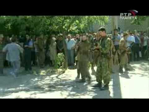 The Unknown Soldier. Russian Spetsnaz in action. 2-5