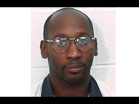 Troy Davis who was convicted of murdering a police officer executed