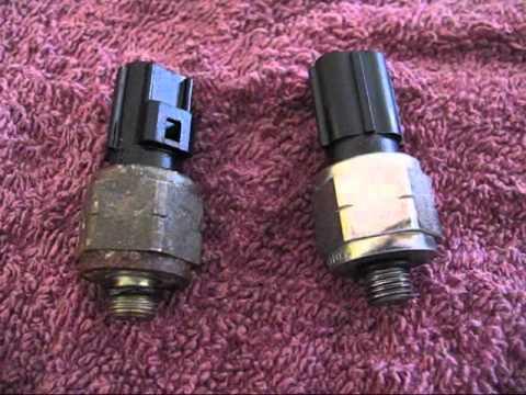 Dodge Dakota Power Steering Pressure Switch Replacement