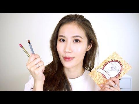 Celeste Wu 大沛   2018年10月愛用彩妝品