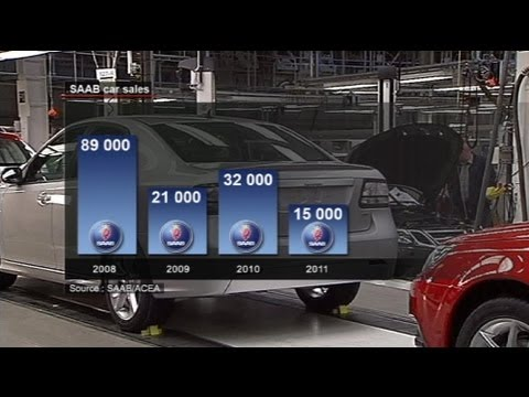 Electric power saves Saab