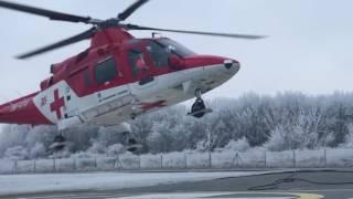 Letecká záchranná služba má jiné helicoptéry