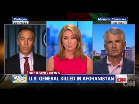 Two-Star General Killed In Green On Blue Attack In Afghanistan