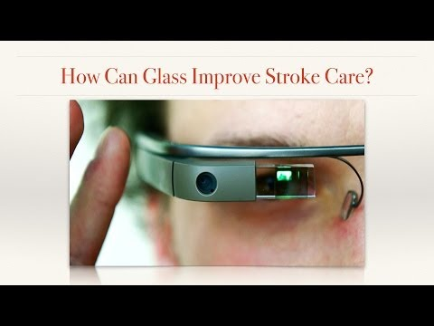 Google Glass to Triage Acute Strokes