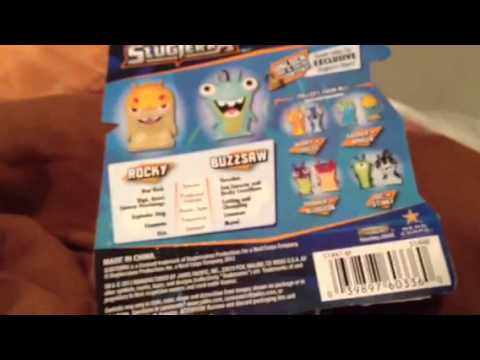 Slugterra slug toys
