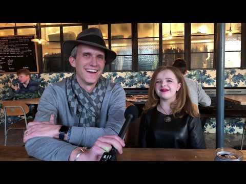 """Milly Shapiro """"Hereditary"""" Sundance Pre-Screening Interview"""