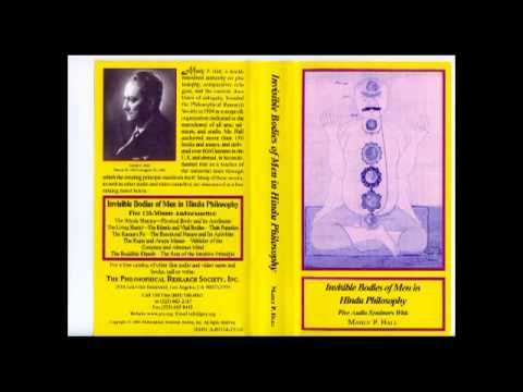 The Living Shariri, the Etheric and Vital Bodies - Their Function - Manly P Hall - 2