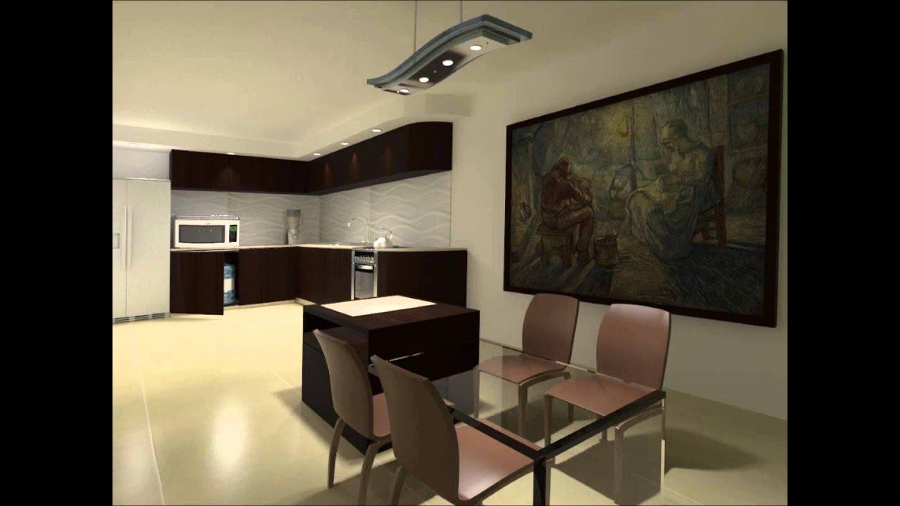 Renders de casa moderna y minimalista youtube for Tende casa minimalista