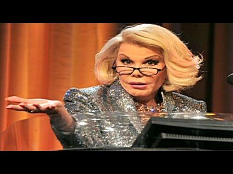 Murió Joan Rivers a los 81 años