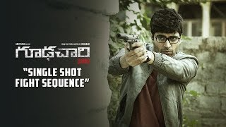 Goodachari Single Shot Fight Sequence | Adivi Sesh | Jagapathi Babu | Prakash Raj
