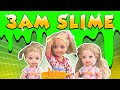Barbie The 3AM Slime Challenge Ep 120 mp3