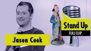 Jason Cook | Russell Howard's Good News | FULL CLIP