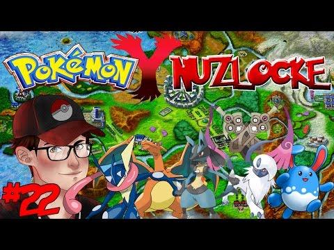 Pokemon Y Nuzlocke - Unluckiest Battles - Episode 22!