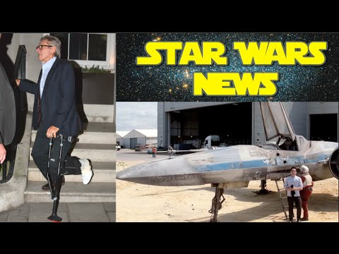 Harrison Ford Can Walk! Star Wars News With Chad Vader video