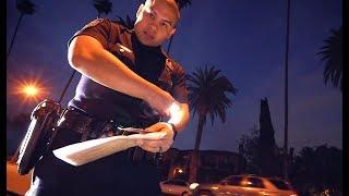 BEVERLY HILLS POLICE USE UNLAWFUL INTIMIDATION TACTICS ON LAMBORGHINI OWNER