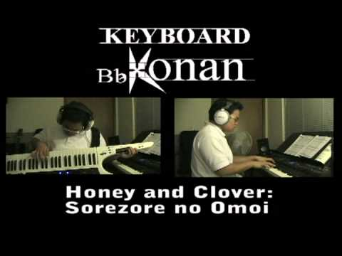 This is a keytar & piano duet to Honey and Clover's Sorezore no Omoi. Requested by a fan, this is a re-record of this cello/piano duet :) Piano and Keytar ar...