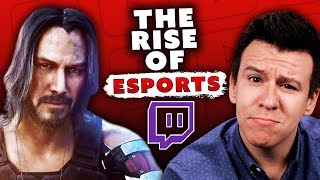 How ESPORTS Became a $1.1 Billion Industry: Sold Out Stadiums, HUGE Prize $$$, Twitch & More…