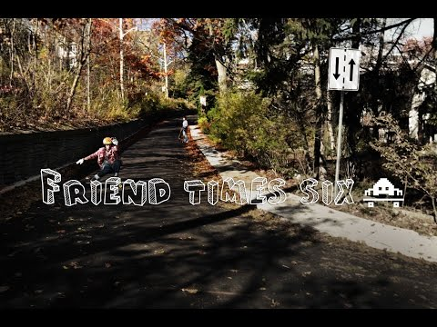 Skate Invaders// Friend  Times Six