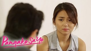 Pangako Sa'Yo: Father-daughter Conversation