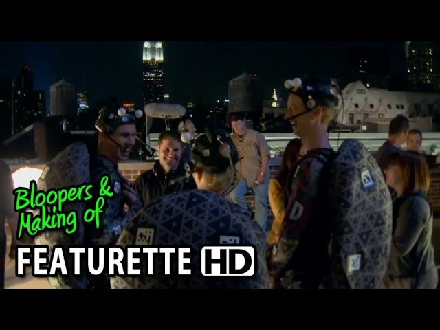 Teenage Mutant Ninja Turtles (2014) Featurette - Capturing The Turtles