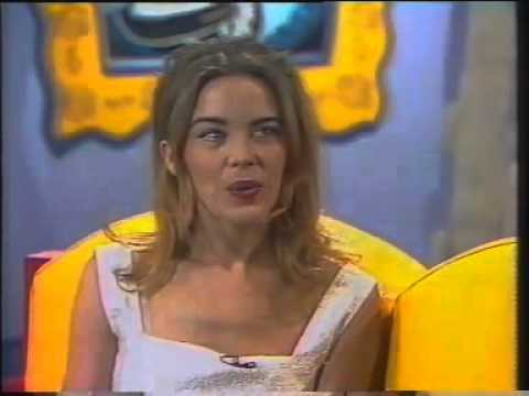 Kylie Minogue - Interview (The Bugs Bunny Show 1991) (1)