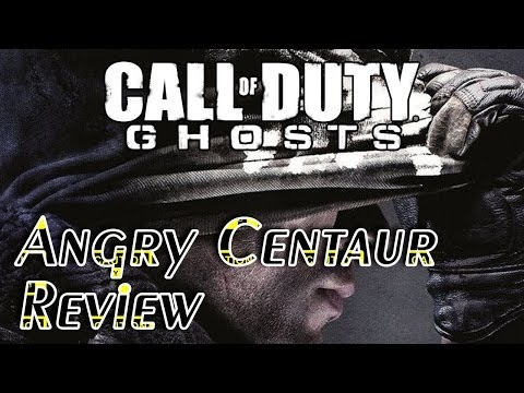 Call of Duty: Ghosts Review Xbox 360 (Caffeinated Review)