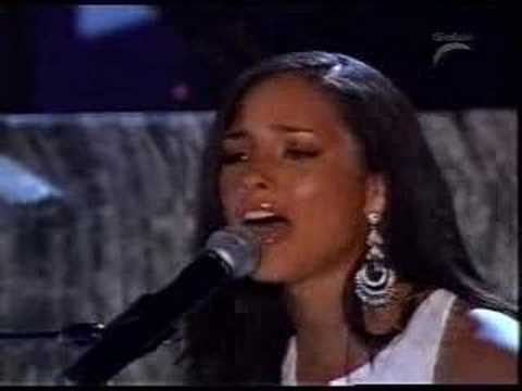 Alicia Keys - If I Got You (Live) Music Videos