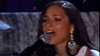 Alicia Keys If I Got You Live