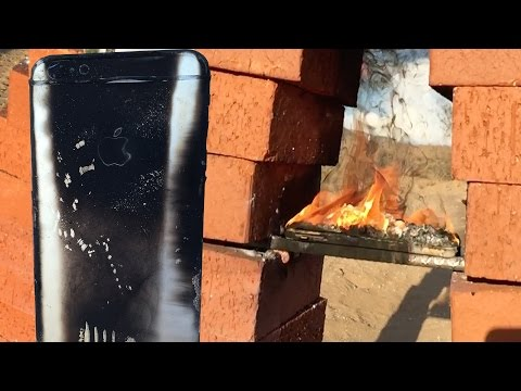 iPhone 6 Plus Vs Thermite