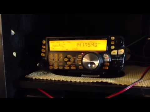 4X4FR Israel - Amateur Radio Contact