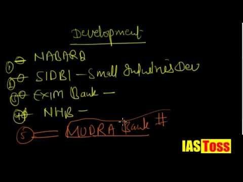 ECOE07= Development Finance Institutions