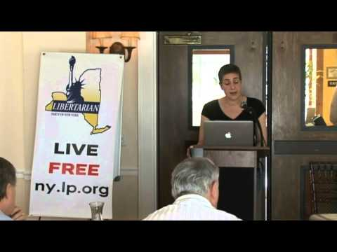Karen Straughan (GirlWritesWhat) Presentation at the 2013 NY Libertarian Convention