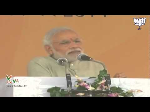 PM Shri Narendra Modi speech at Jayapur village, Varanasi: 07.11.2014