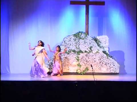 Tamil Christian Dance By Tamil Catholic Chaplaincy In  2003   Part 2 Of 5 video