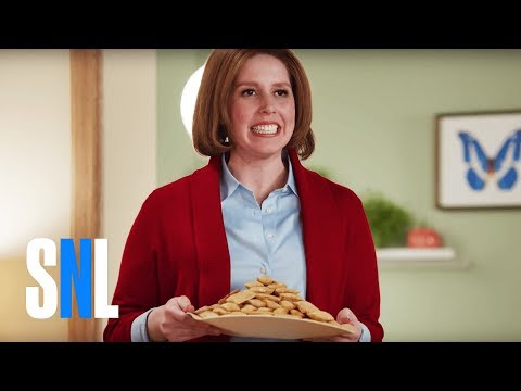 Larry David on SNL - Totinos commercial