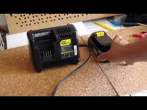 DIY: How to Revive a dead Li-ion power tool battery