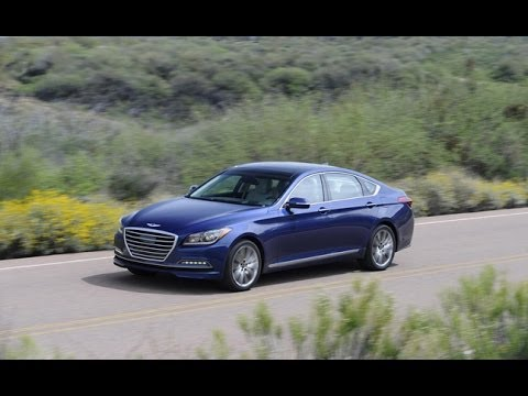 2015 Hyundai Genesis Sedan Review