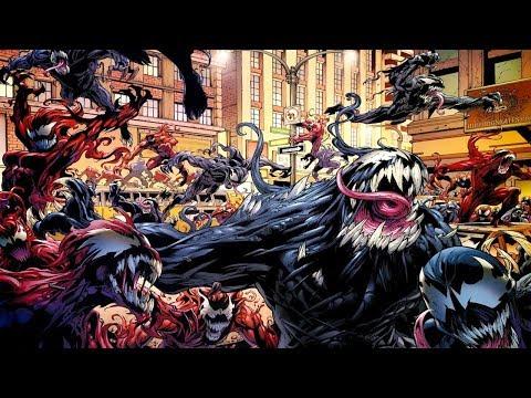 Tutti i Simbionti dell'Universo Marvel