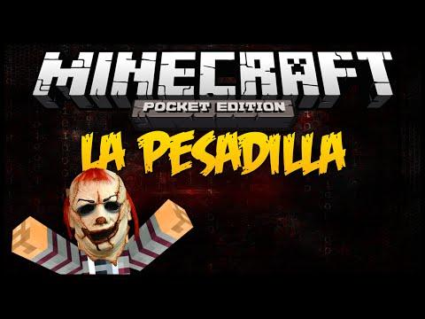 Minecraft PE LA PESADILLA