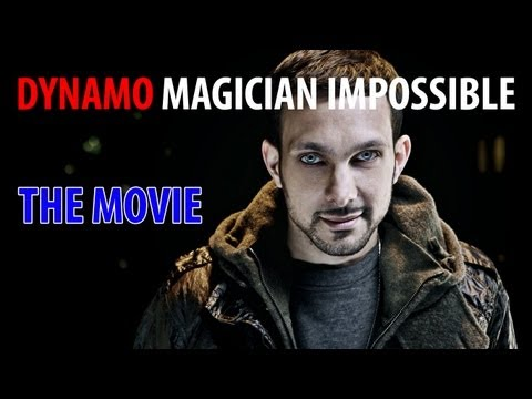 Dynamo Magician Impossible ● The Movie ||HD||