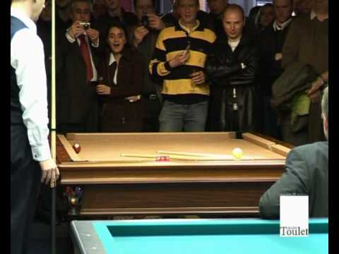 Billards TOULET - Démonstrations
