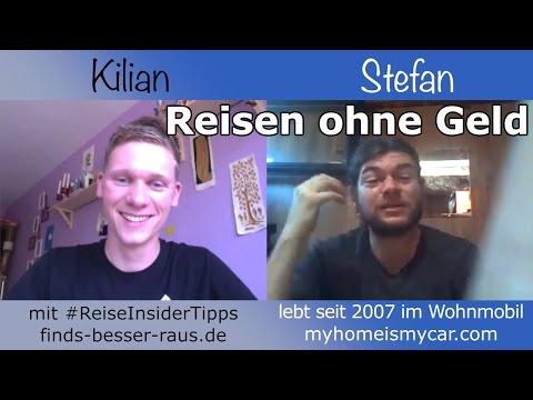 Reisen Ohne Geld - Seit 2007 Im Wohnmobil + Tipps Für Aussteiger. [Reiseinterview]