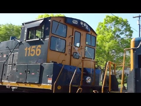 CSX Q398-09 Through Shenandoah Junction