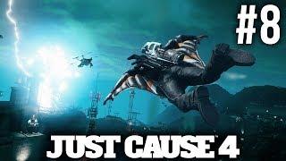 JUST CAUSE 4 Gameplay Walkthrough Part 8 - STRUCK BY LIGHTNING (Full Game)
