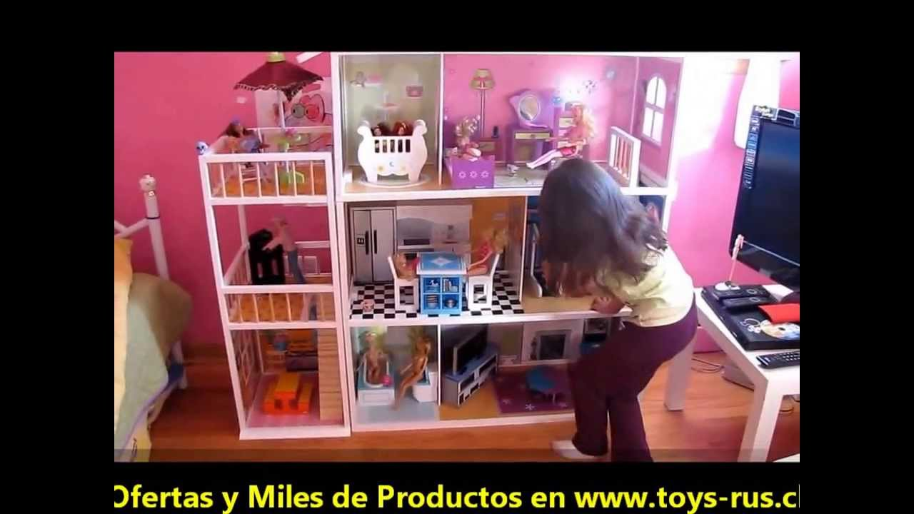 Imaginarium grandview casa mu ecas barbie www for Casa di barbie youtube