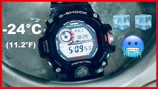 Casio G-SHOCK Torture Test - Can It Live To Tell The Tale?
