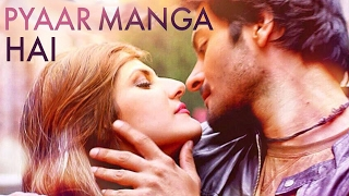 Zarine & Ali's Hot Chemistry In PYAAR MANGA HAI Video Song | Bollywood News