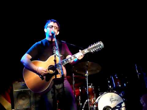 Ian Broudie Pure @ Everyman Theatre 17th September 2009 supporting Deaf School